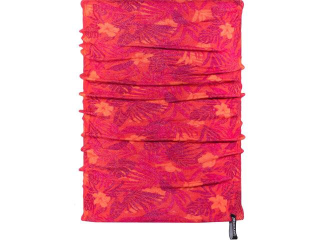 Regatta Print Multitube Girls Coral Blush